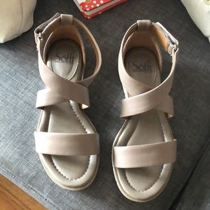 Leather Sandals Sofft